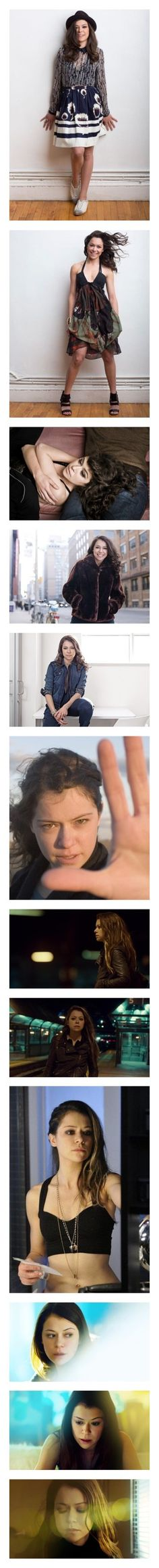 """""""Tatiana Maslany [ 2 ]"""" by spoileralxrt ❤ liked on Polyvore featuring accessories, hats, cap hats and orphan black"""