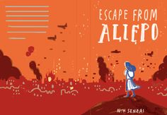 Escape From Aleppo on Behance