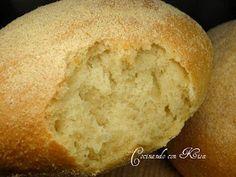 Cocinando con Kisa: Pan de sémola de trigo (kitchenAid y horno tradicional)