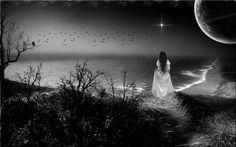 Love Dark Art