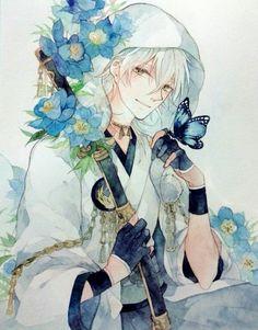 |Sword Ranbu| Tsurumaru Kuninaga (53)
