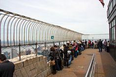 Empire State Building Observation Deck                                                                                                                                                                                 More