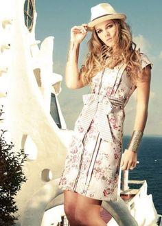 Vestido Luxo de Linho - VESTIDOS