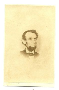 RARE-FROM-LIFE-LINCOLN-CDV-LINCOLN-LOOKING-UP-1864-O96-PHILADELPHIA Abraham Lincoln Family, Looking Up, Philadelphia, Presidents, War, Life, Philadelphia Flyers