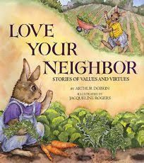 Love Your Neighbor: Stories of Values and Virtues Arthur; Rogers Dobrin 0590973185 9780590973182 This collection includes: A Few Minutes with Andy Rooney, And More by Andy Rooney, and Pieces of My Mind. Stories With Moral Lessons, Moral Stories, Stories For Kids, Importance Of Values, Easter Books, Love Your Neighbour, Fantasy Story, Children Images, Book Show