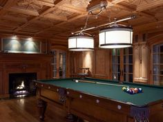 Traditional Game Room - Found on Zillow Digs.