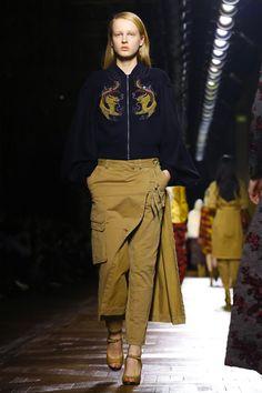 Dries Van Noten Ready To Wear Fall Winter 2015 Paris