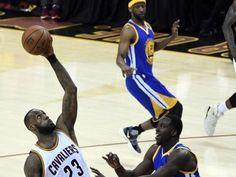 Golden State Warriors vs Cleveland Cavaliers - Boxscore - June 07, 2017 - USATODAY