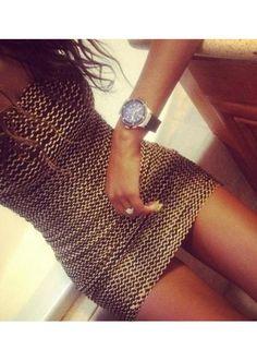 Sexy Bodycon Strapless Dress