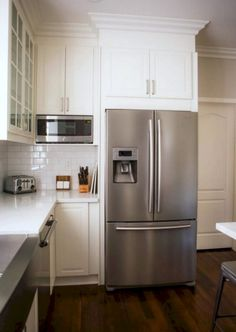 Wicked 71+ Best Built In Microwave Cabinet Inspirations For Beautiful Kitchen https://decoredo.com/7507-71-best-built-in-microwave-cabinet-inspirations-for-beautiful-kitchen/