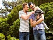 """Having Same-Sex Parents Won't Affect Kids' Gender Identity: Study http://ift.tt/2inJah3  MONDAY Aug. 21 2017 -- Same-sex couples are unlikely to influence the gender identity of their adoptive children one way or another a new study finds.  Starting with preschool researchers tracked the gender identity development of kids from 106 lesbian gay or heterosexual families.  """"Parental sexual orientation and family type did not affect children's gender conformity or nonconformity in any…"""