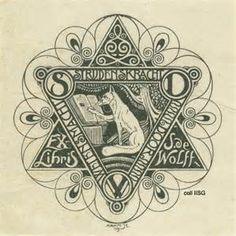 "Symbol: Maxim ""Knowledge Empowers Struggle."""