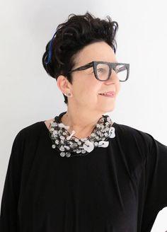 Teresa Goodall Cording Necklace