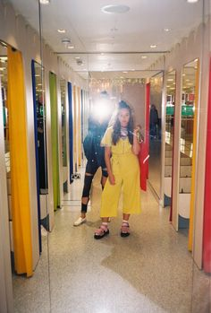 The fun and funky shops in Glasgow Central, Scotland Photo: @haley.canter  #shopping #vintage #retro #film #35mmfilm #photography #selfie #girls #girl #travel #drag #grainy #uk #Europe #blond #smile #mirror #partying #party #drinks #alcohol #food #good times #explore #people #love #girlfriends #fashion #clothes #bright #colors #pink #yellow Girl Travel, Uk Europe, Drinks Alcohol, 35mm Film, Party Drinks, Glasgow, Pink Yellow, Fashion Clothes, Bright Colors