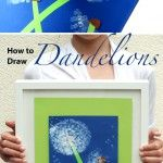 How+to+Draw+Dandelions