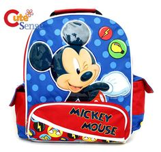727772c2428 Mickey Mouse Backpack for my Disney fan