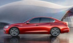 The 2014 Infiniti Q50 replaces the G37 in the automaker's lineup.