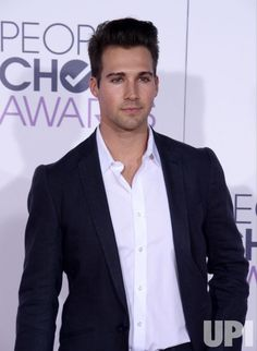 People's Choice Awards 2016, Actor James Maslow arrives for the 42nd annual People's Choice Awards at the Microsoft Theater in Los Angeles on January 6, 2016. Photo by Jim Ruymen/UPI
