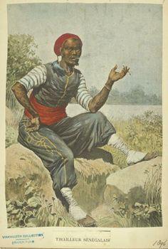 Tirailleur Senegalais 1896