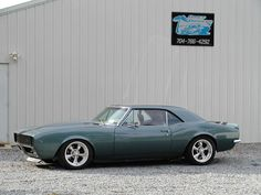 67_Camaro_dark_green_gray_black_stripes_3.jpg (1600×1200)