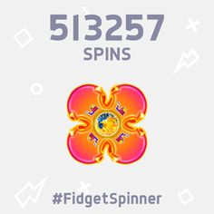 I've just scored 513257 spins in this new #FidgetSpinner game! https://itunes.apple.com/app/finger-spinner/id1236104279 Can you beat me?