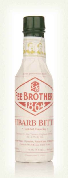 fee brothers rhubarb bitters fee brothers rhubarb bitters 2 saves