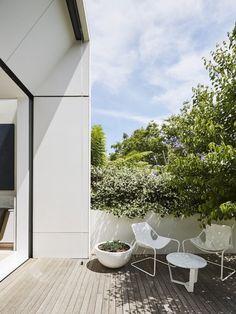 Contemporary Architecture, Interior Architecture, Design Studio, House Design, Royal Oak Floors, Outdoor Furniture Sets, Outdoor Decor, Smart Design, Grey Walls