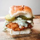 Nashville Hot Chicken Slider -           submitted by    /u/cookandcapture   [link]   [comments]    food All about food #food #cooking #eat #recipes #restaurants  | http://wp.me/p5qhzU-hJW | #Food #Wine