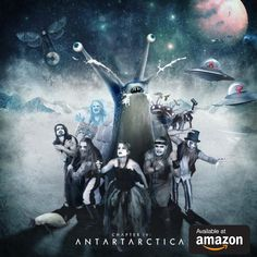 New album by Heavy Metal band - Evil Scarecrow - Chapter IV: Antartarctica. William Shatner, Latest Albums, Heavy Metal Bands, September 28th, Red, Walmart, Music, Black, Products
