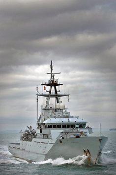 HMS Severn by Defence Images, via Flickr