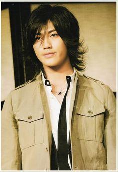 Jin Akanishi Jin, Attractive Guys, Japanese Men, Asian Actors, Asian Boys, Male Beauty, Boy Bands, Actors & Actresses, Handsome