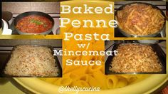 Thellys Cucina International: How to Bake a Delicious Penne Pasta with Mincemeat...