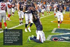 Photo Journal: Bears vs. Giants