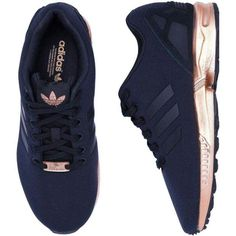 e9ad2111c804 adidas superstar Rose Gold Trainers, Black And Gold Sneakers, Black Adidas  Shoes, Rose