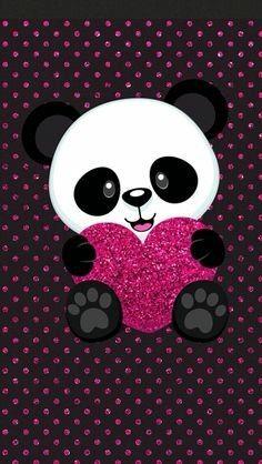 Android Wallpaper Galaxy, Panda Wallpaper Iphone, Cute Panda Wallpaper, Teen Wallpaper, Panda Wallpapers, Locked Wallpaper, Kawaii Wallpaper, Cute Wallpapers, Niedlicher Panda