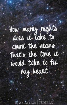Infinity-One Direction #OneDirection #MadeInTheAM #InfinityLyrics