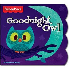 Owl couldn't sleep -- not while the bees were buzzing, the crows croaking, the starlings chittering, and the jays creaming. Every time there seemed to be some peace and quite, someone else landed in the hollow tree and woke Owl up again. Would Owl ever get any rest?  Pat Hutchins's simple, cumulative story ends with a surprising twist that will send children off to sleep laughing.