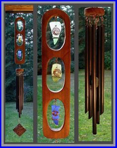 love the gentle sounds of wind chimes...Hangloose Windchimes