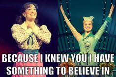 Kara Lindsay: Glinda and Katherine