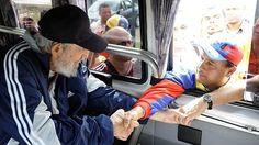 Fidel Castro, reaparece en público.