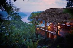 Tufi Resort is one of three enchanting places to stay in Papua New Guinea: http://www.cntraveller.com/recommended/coast-countryside/papua-new-guinea-lodges