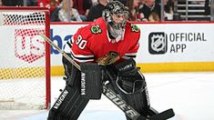 Accountant by Day Goalie by Night: Scott Foster Steals Show in Emergency Debut for NHL Chicago Blackhawkshttp://https://ift.tt/2uxJf7T
