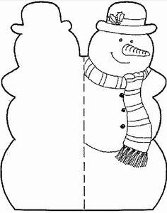 Идеи за снежни човеци