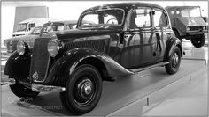 Mercedes-Benz 170V Diesel by WilfriedSiebold