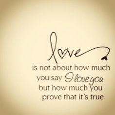 Prove it's true