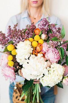 Giant bouquet!