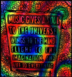 don't know what i would do without #music