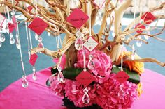 Hang your placecards
