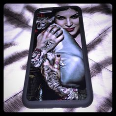 iPhone 5 Kat Von D case Hard cover. Great colors NEW Accessories Phone Cases