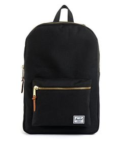 Herschel Supply Black Settlement 20L Backpack at Zumiez : PDP